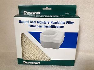 Genuine Duracraft Humidifier Filter Pad AC 811 Fits Models DH 821 DH 822 DH 823