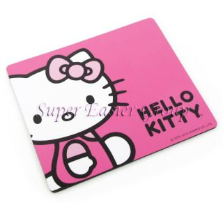 Mouse Pad Cartoon Character Princess Minnie Monster Mat for Optical Laser Mice