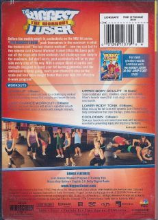 Biggest Loser Last Chance Workout Lose Weight Fast DVD 057373208106