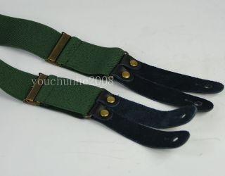 WW2 German Uniform Internal Suspenders 32594