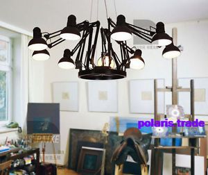 9 Lights Mooi Dear Ingo Chandelier Light Ceiling Lighting Fixture Pendant Lamp