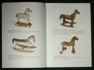 Book Estonian Children Folk Toys Rural Farm Carving Doll Instrument Peasant Art