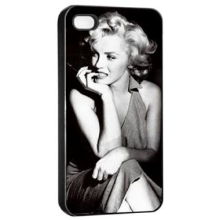 Marilyn Monroe 34B Apple iPhone 4 4S Seamless Case Black Men Women Gift New