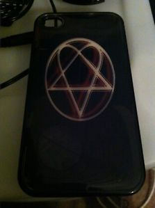 Heartagram Ville Valo Him Bam Margera iPhone 4 Case