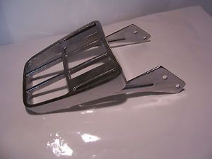 Yamaha Virago XV 750 1100 Optional Rear Chrome Luggage Rack