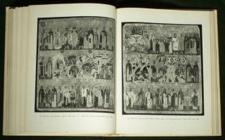Book Medieval Russian Art Religious Painting Metal Icon Enamel Cross Orthodox