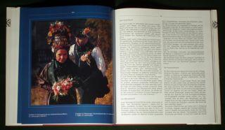 Book German Folk Costume Thuringia Regional Fashion Ethnic Dress Jewelry Germany