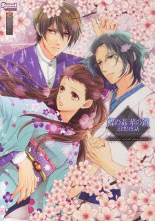 Chou No Doku Hana No Kusari Gensou Yawa Official Visual Fan Book Art Works