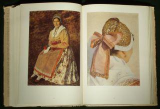 Book Czech Slovak Folk Costume Ethnic Fashion Kroj Art Culture in Czech