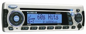 Jensen MSR3007 TMG Am FM CD iPod Marine Stereo Radio Sirius Ready Boat Car UTV