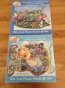 300 Piece Large Format Puzzles