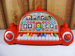 Little Einsteins Keyboard Musical Vtech Learning Piano