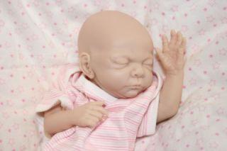 Reborn Vinyl Doll Kit Baby Rosebud Cindy Musgrove Realistic Supplies 5778