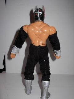 WWE Black Sin Cara Toy Bad Sin Cara Hunico Action Figure Luchador