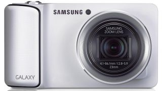 Samsung Galaxy Camera EK GC100 White 16MP Android Unlocked 3G