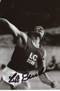 Kurt Bendlin Zehnkampf 60ER Leichtathletik Foto 26401