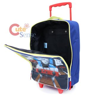 Thomas Tank Engine Friends Soft Rolling Luggage Suitecase Travel Bag