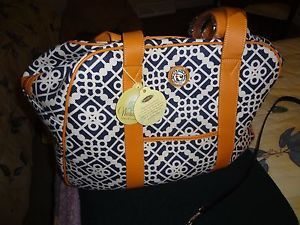 Spartina 449 Sailor's Watch Weekender Luggage