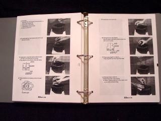 Orig Case CX31 CX36 Hydraulic Excavator Service Manual