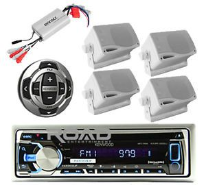 dual marine stereo wiring diagram on popscreen kmr355u marine cd usb ipod iphone stereo wired remote 800w amplifier 4 speaker 019048195579 clarion marine stereo m5470