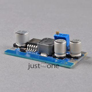 New Step Down Low Ripple Adjustable DC to DC Regulator LM2596 Converter Module