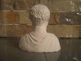 Bust of Roman General Emperor Julius Caesar