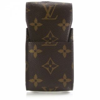 Louis Vuitton Monogram Cell Phone iPod Case Holder LV