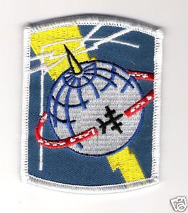 U s Air Force Patch Airways Air Communications SVC