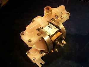 Lincoln 85361 Air Powered Double Diaphragm Pump