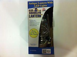 Brooklyn Lantern Old Fashioned 12 LED Emergency Light as Seen on TV