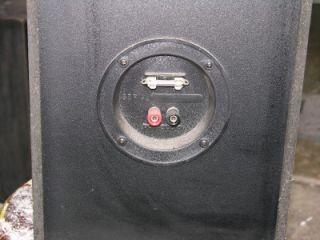 4 Four Vintage Polk Audio Speakers RT1000I RT600I Monitor Series