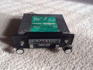 RARE Vintage Audiovox Car Am FM Stereo Radio Cassette Player Model CAS 250C