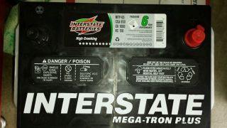Interstate MTP 65 Battery Std Automotive Battery