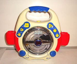 Kids Station Sing Along CD Player KS 9810 No Microphones