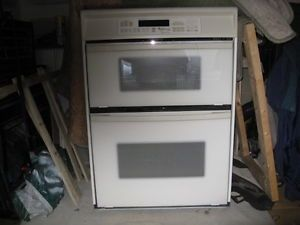 """30"""" Built in Whirlpool Electric Oven Microwave Oven"""