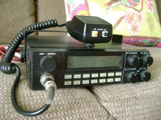 RCI Ranger Communications 2950 Ham Radio CB Radio Transceiver