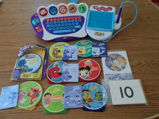 Fisher Price Fun 2 Learn Computer Cool School Complete 8 Extra Software Themes