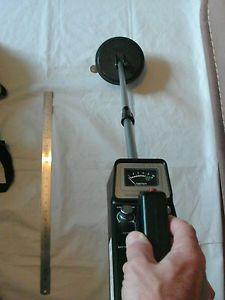 Metal Detector Micronta 4001 Discriminator