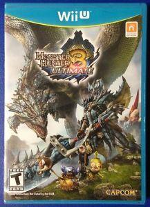 Monster Hunter 3 Ultimate Nintendo Wii U 2013