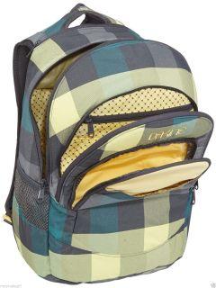 Dakine Laptop Cooler Backpack Travel Bag Rucksack Sac Dos Mochila Bolsa Teal