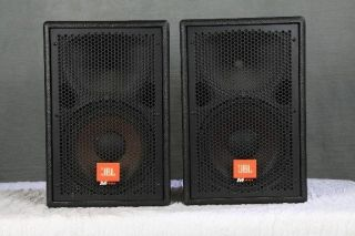 JBL MP410 Concert Speakers Monitors Pair of Two