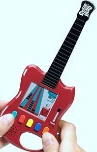 Guitar Hero Pocket Size Game Play Music from Video Game