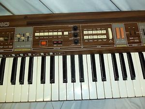 Vintage Casio Casiotone 405 Electronic Keyboard Electronic Musical Instrument
