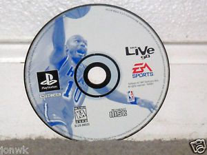 NBA Live 98 Disc Only PlayStation Game