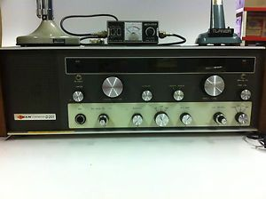 D201 23 CHANNEL SSB/AM CB BASE STATION + 2 MICROPHONES  E UC  ORIG BOX