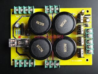 BOARD FOR AUDIO POWER AMPLIFIER / AMP + UPC1237 SPEAKER PROTECTION