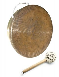 Jing Korean Traditional Gong Percussion Musical Instrument