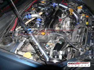 Subaru Legacy 05 07 Front Mount Turbo Intercooler Kit