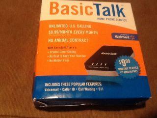 Basic talk