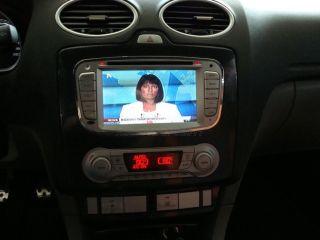 DVD Navigation Radio Ford Mondeo 2007 2009 Focus 2008 2009 s Max Pip RDS BT